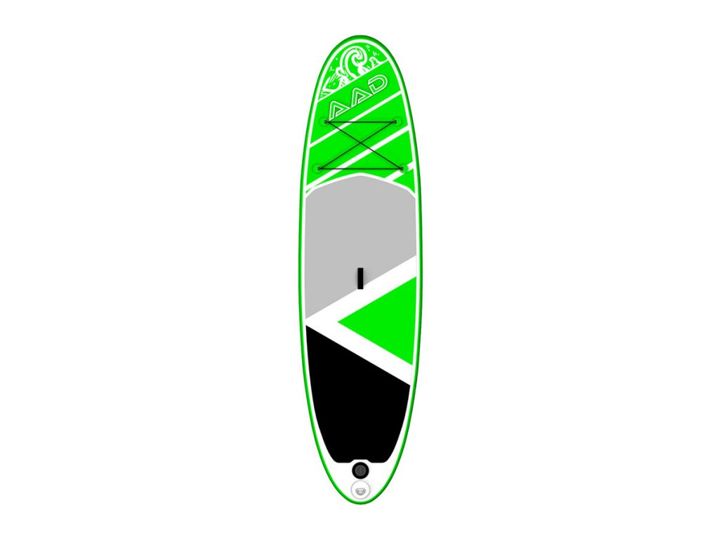 sup paddleboard aad seastar 10'0 green