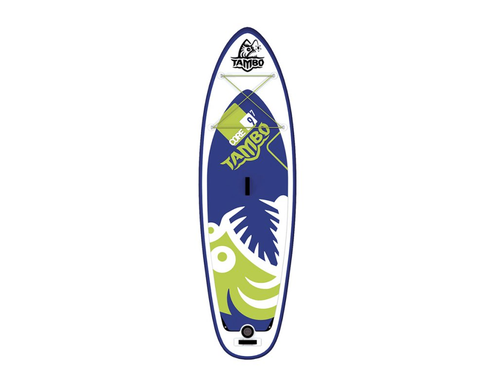 nafukovaci sup paddleboard tambo core 9'7 ECO II