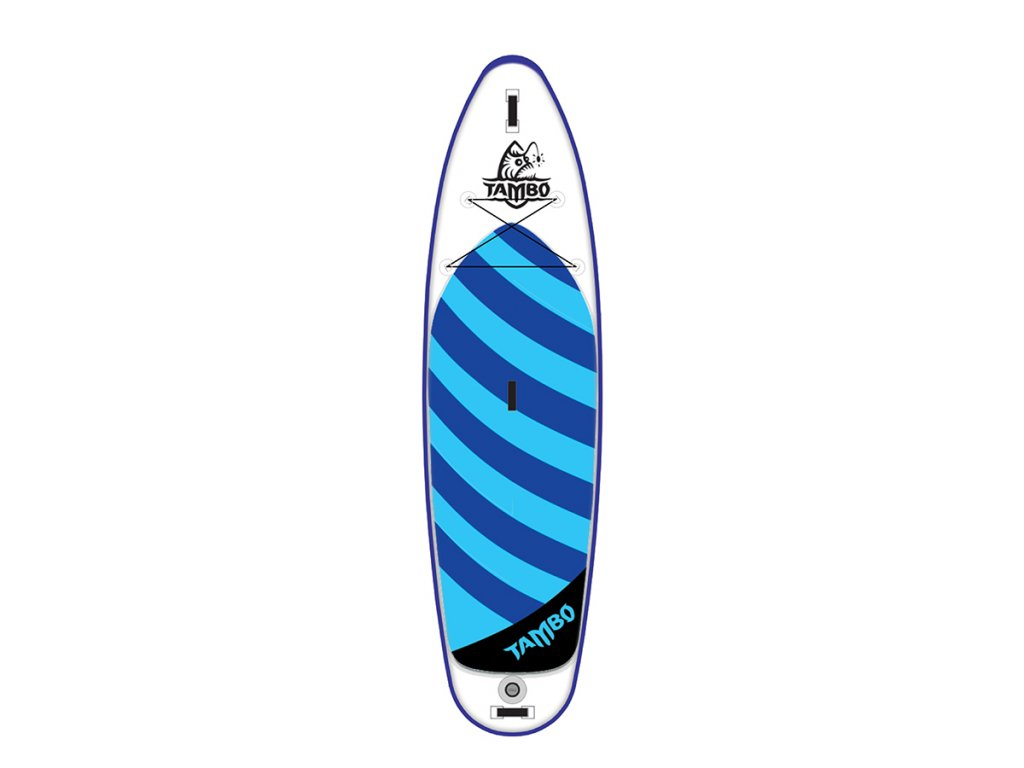 nafukovaci sup paddleboard tambo start 10'10 ECO II
