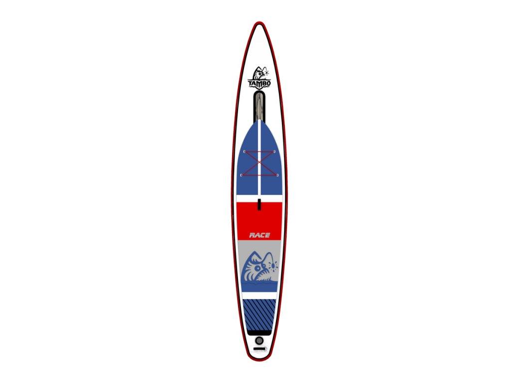nafukovaci sup paddleboard tambo race 14x27,5 esd II
