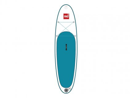 "Paddleboard Red 10'6"" iSup"