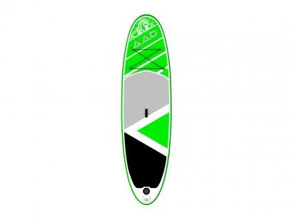 sup paddleboard aad seastar 10'0 green