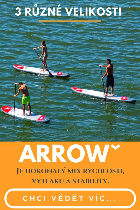 Nafukovaci paddleboard DvSport