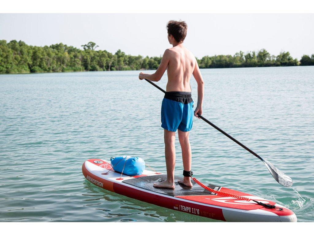 dry bag aquadesign 10lblue paddleboardy karlin