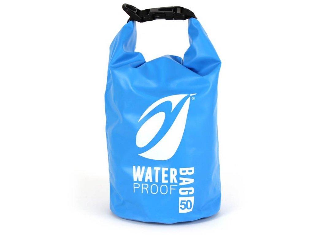 Vodotěsný nepropustný Bag Aqua Design 50l - modrý
