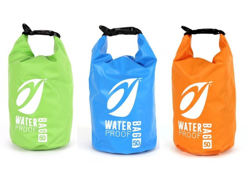 Vodotěsný nepropustný Bag Aqua Design 50l