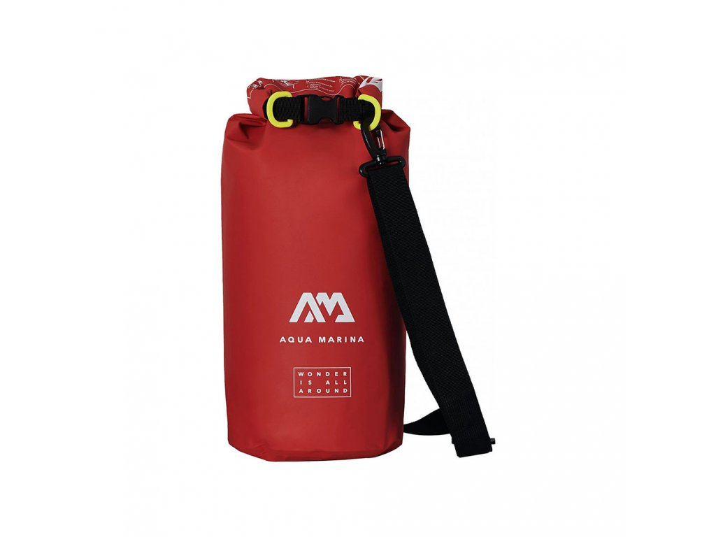 super easy dry bag aqua marina 25 litru modry paddleboardy karlin