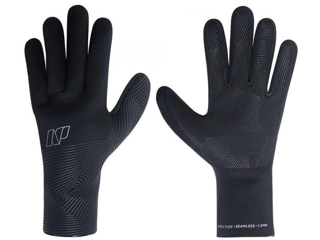 Neoprénové rukavice Neilpryde Seamless Glove 1.5mm (Velikost XXL,)