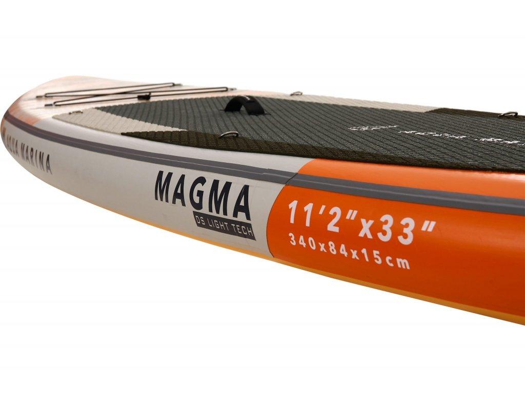 aqua marina magma nafukovaci paddleboard levny sup karlin