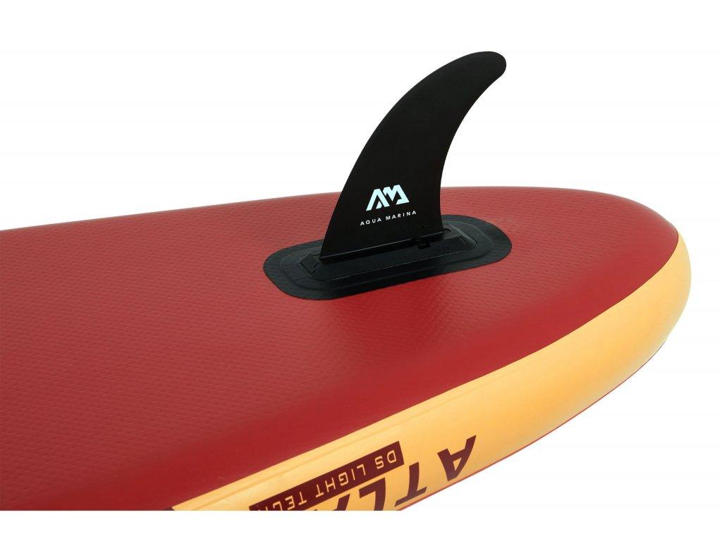 atlas nafukovaci paddleboard aqua marina sup karlin