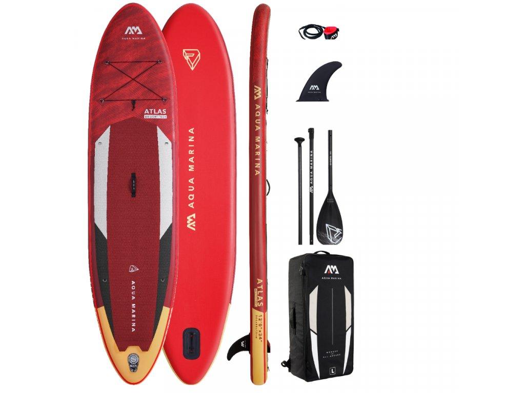 nafukovaci paddleboard atlas aqua marina