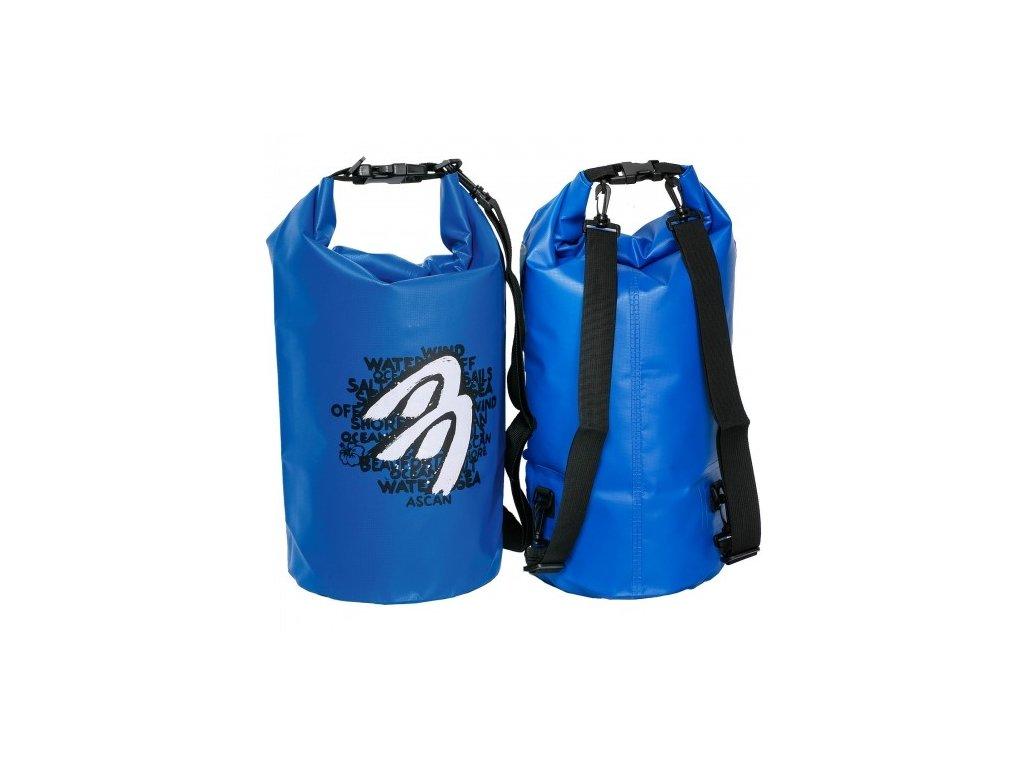 Ascan dry bag blau