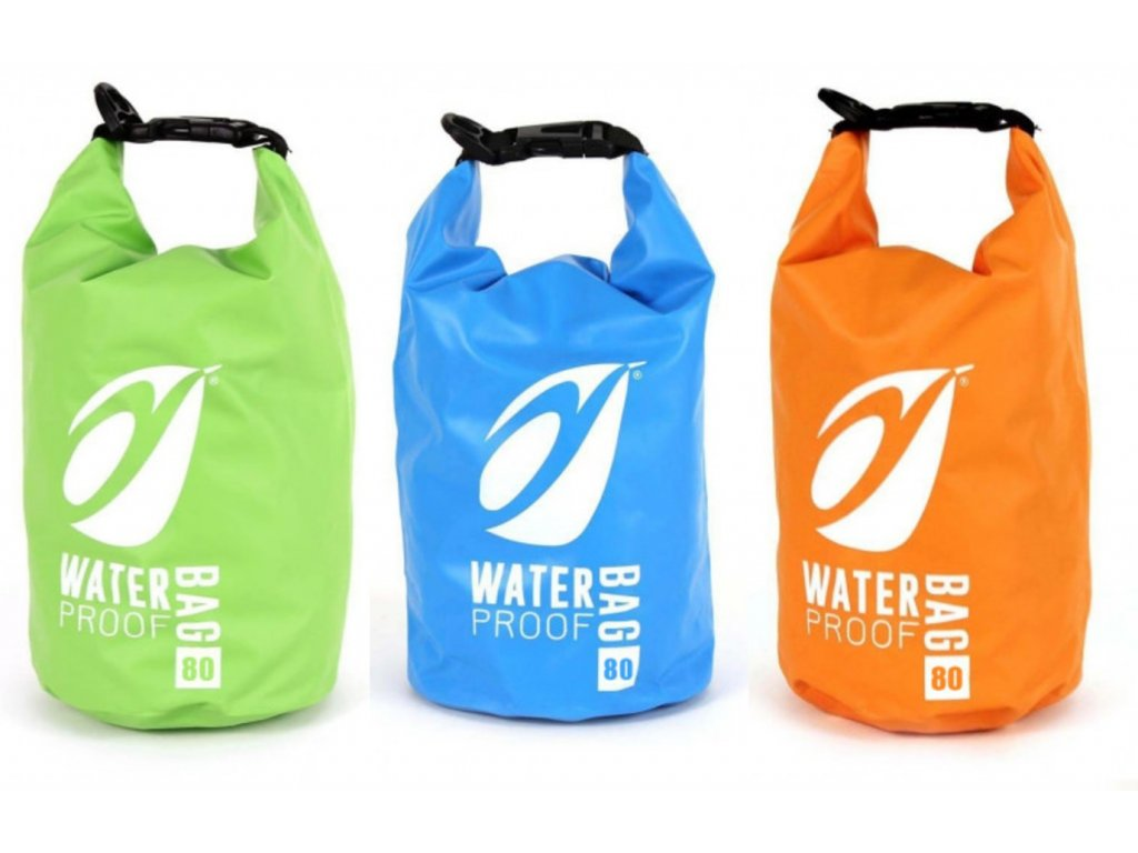 water proof bag 80 agua design paddleboardy karlin