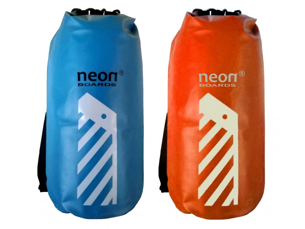 Neon Dry bags 2021 25 litres