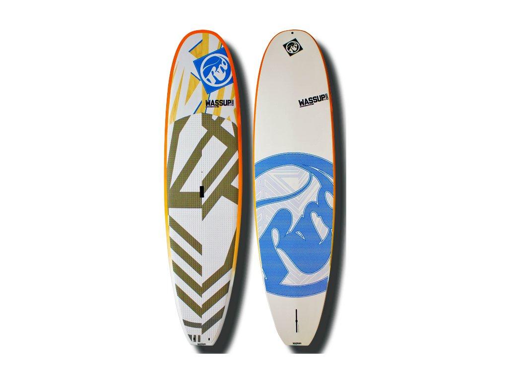 pevný paddleboard RRD
