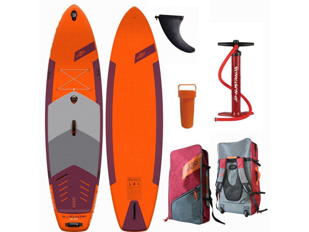 SE nafukovaci paddleboard JP 2020 windsurfing karlin sup