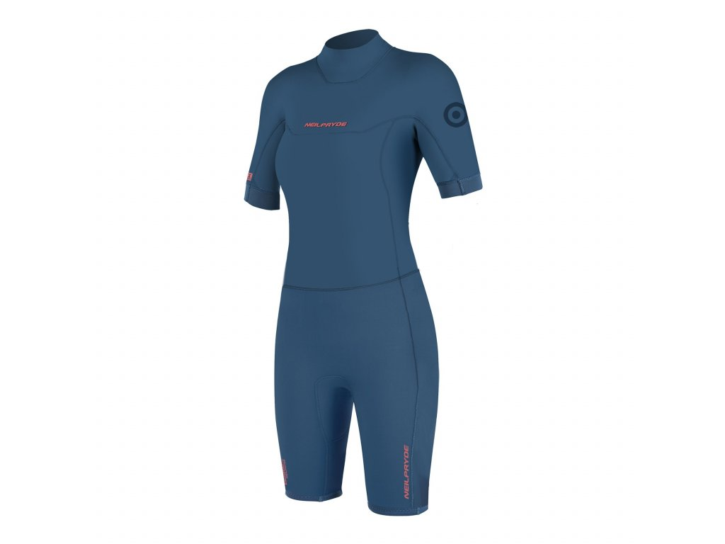 spark np neopren damsky blue coral windsurfingkarlin