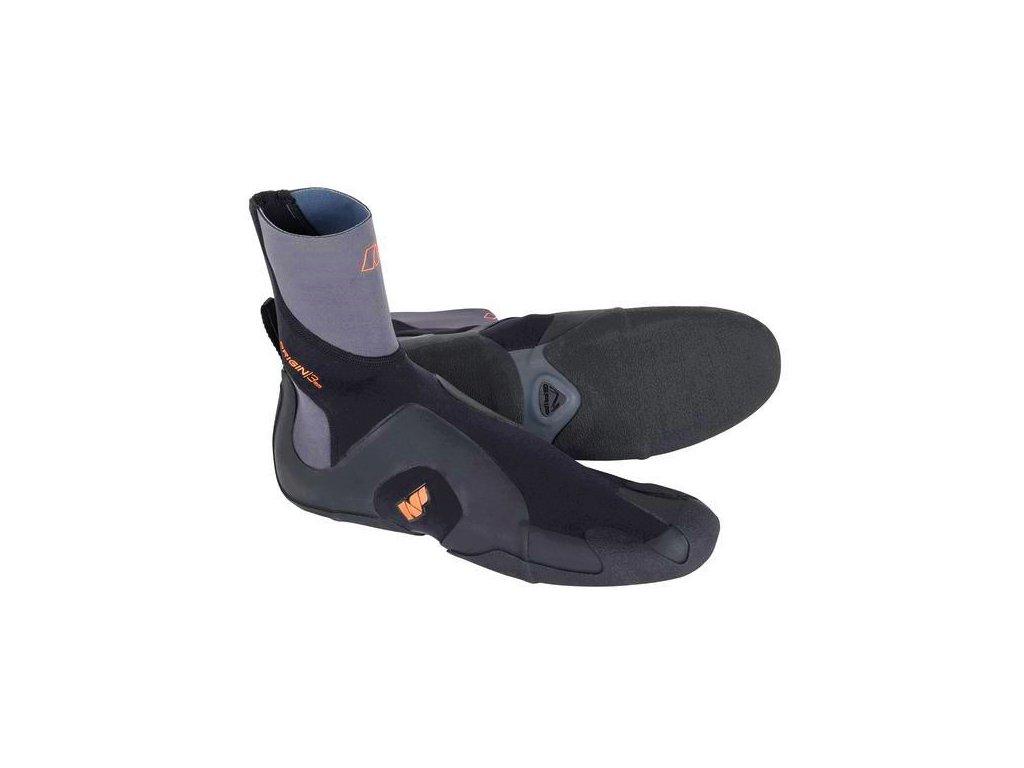 neoprenové boty Neilpryde Origin 3mm vysoké
