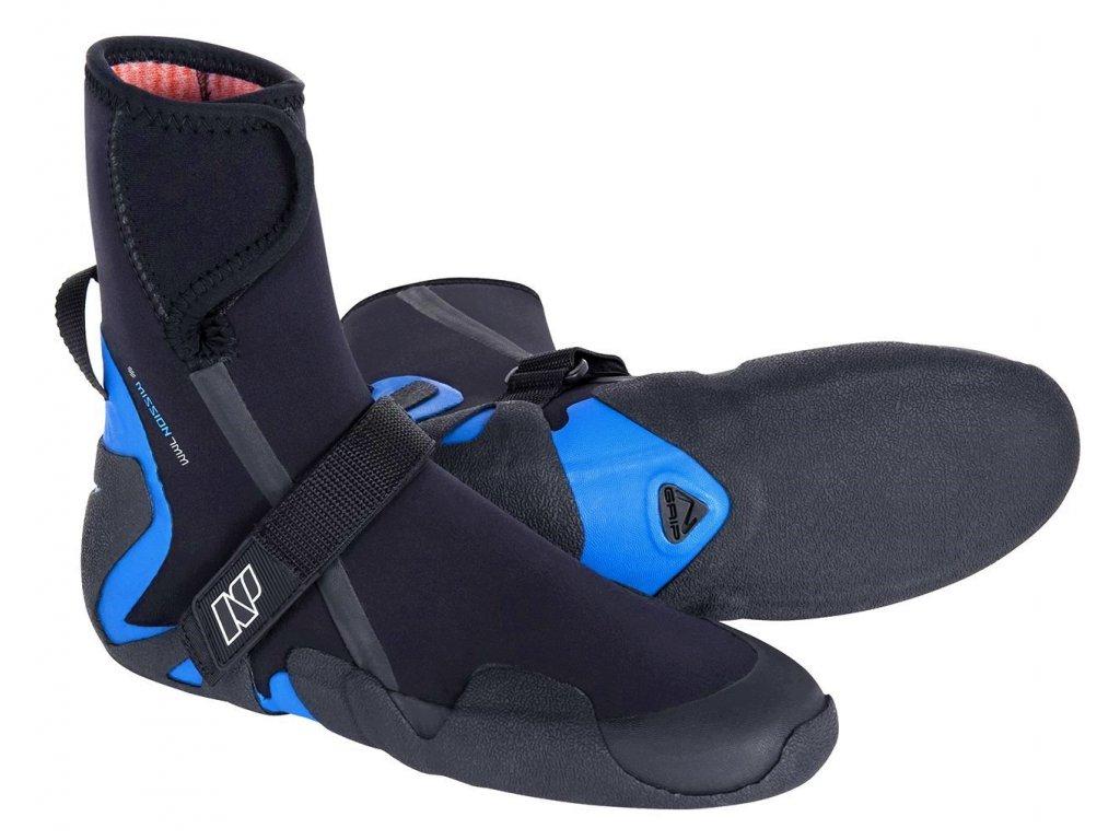 neoprenové boty Neilpryde Mission 7mm vysoké