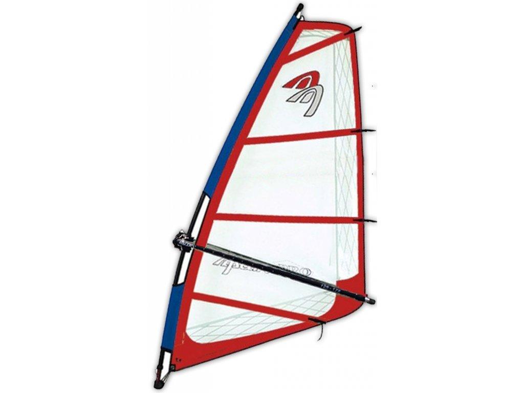 komplet oplachteni ascan windsurfing karlin