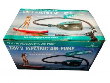 elektricka pumpa star 7 16psi s lec obrazovkou paddleboardy karlin
