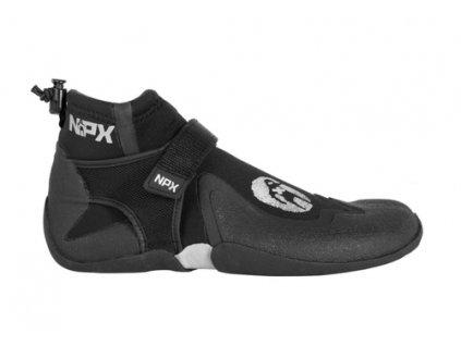 Neoprenové boty Npx Assassin 3mm s děleným palcem nízké (Velikost 47,)
