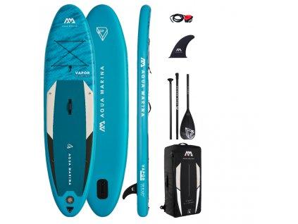 vapor nafukovaci paddleboard aqua marina