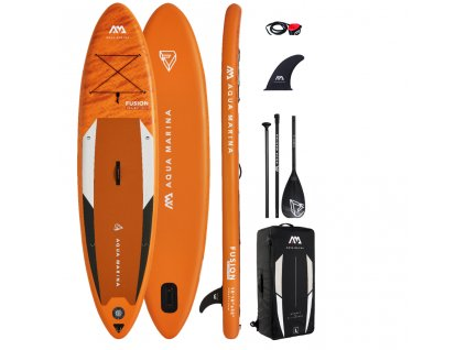 aqua marina fusion paddleboard model 2021