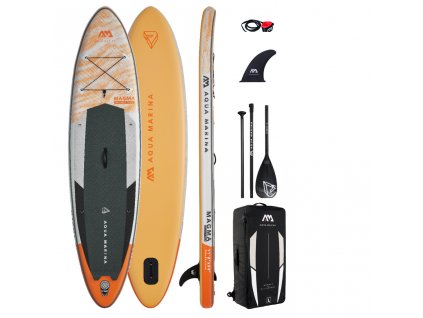 nafukovaci paddleboard all round magma aqua marina