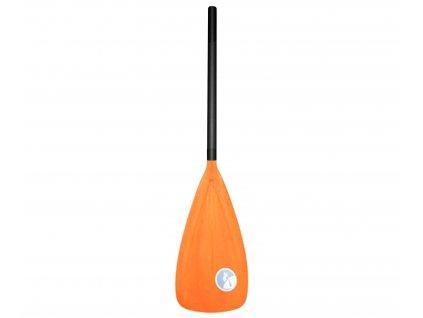 1 pieces orange plastic blade