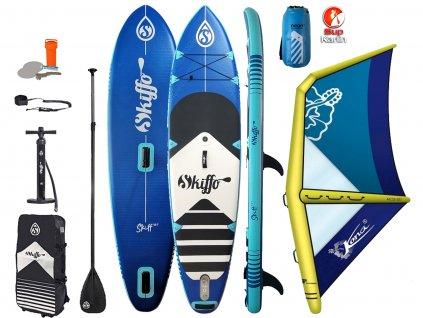 Skiffo Convertible Windsup set Kona Air rigg www.supkarlin.cz