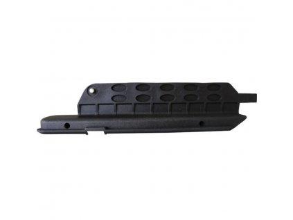Adaptér umožňuje připevnit příslušenství s uchcycením slide in k paddleboardům se US boxem.