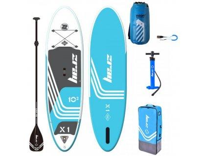 nafukovaci paddleboar x1 zray paddleboardy karlin nejlepsi eshop