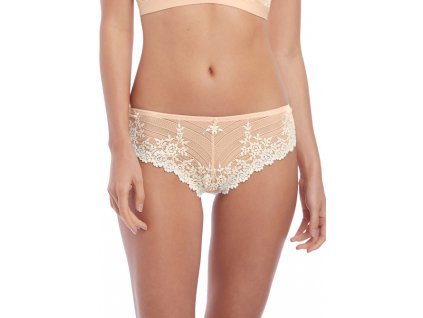 Embrace Lace Naturally Nude Ivory Tanga Brief