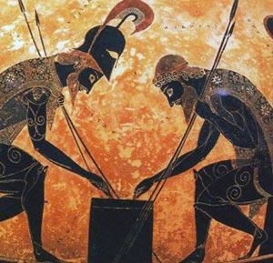 Římské deskové hry