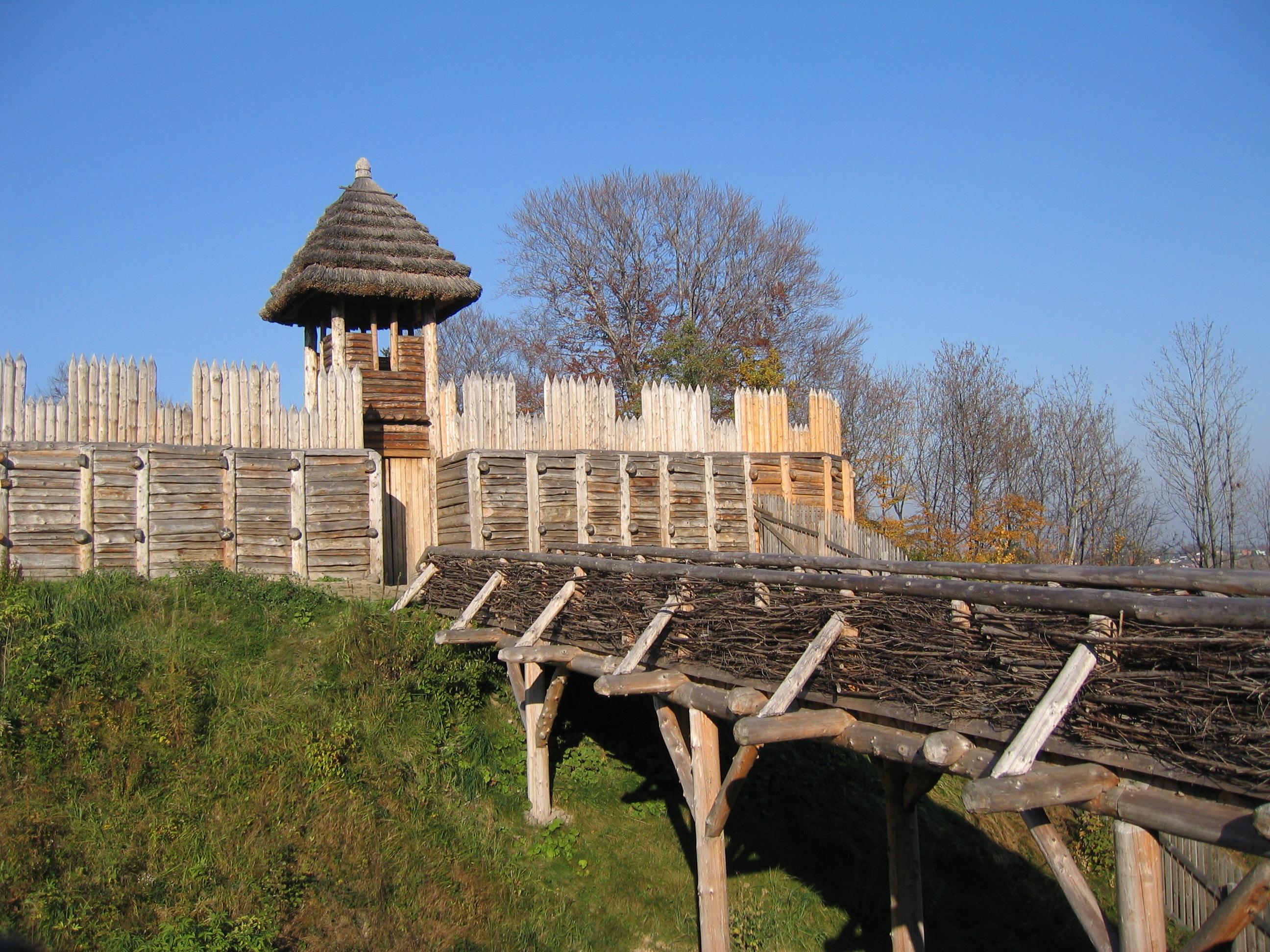 Reference pohanský obchod Pagania - Muzeum Těšínska archeopark Chotěbuz
