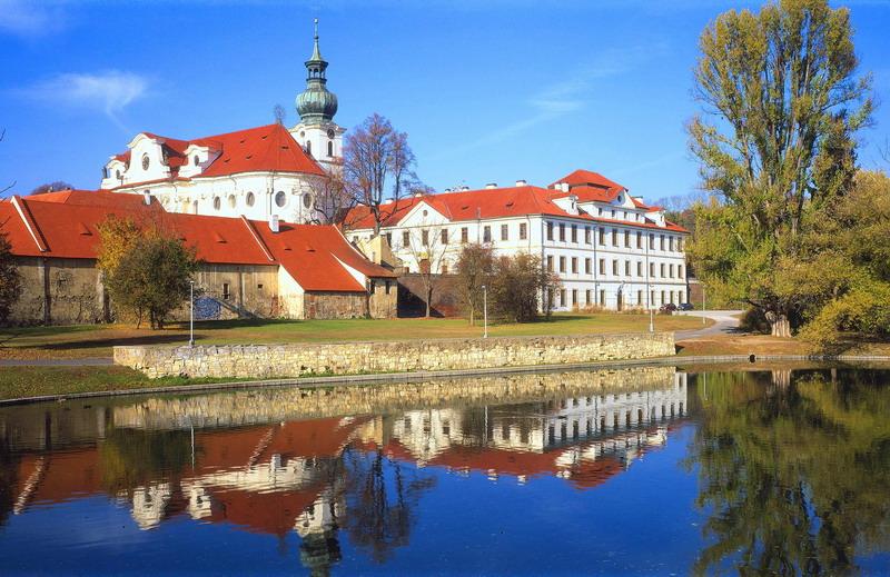 Břevnovský klášter Benediktinské opatství - reference pohanský obchod Pagania