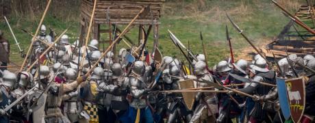 Historická bitva Libušín reference pohanský obchod Pagania