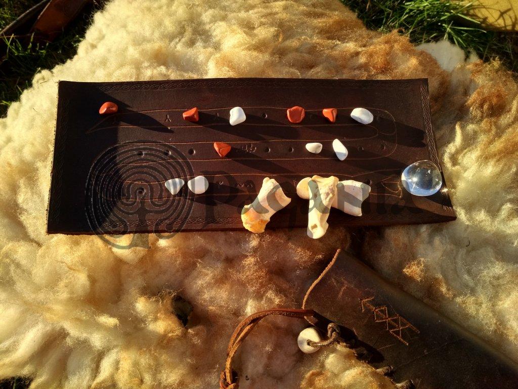 Workshop - historické deskové hry vikingů, keltů a slovanů. PAGANIA - pohanský obchod.