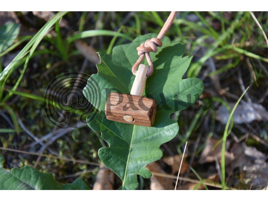 Vikingský amulet Thorovo kladivo