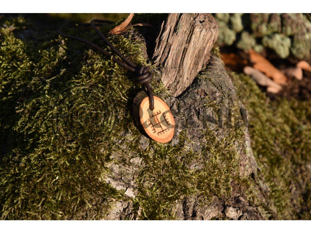 Slovanský amulet Ruce bohů. Stvoření člověka.