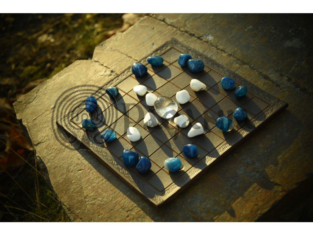 Irský Fidchell starověká desková hra.