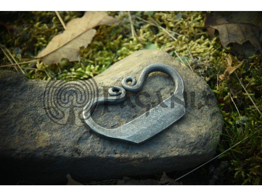 Historické kované křesadlo, SVALBARD