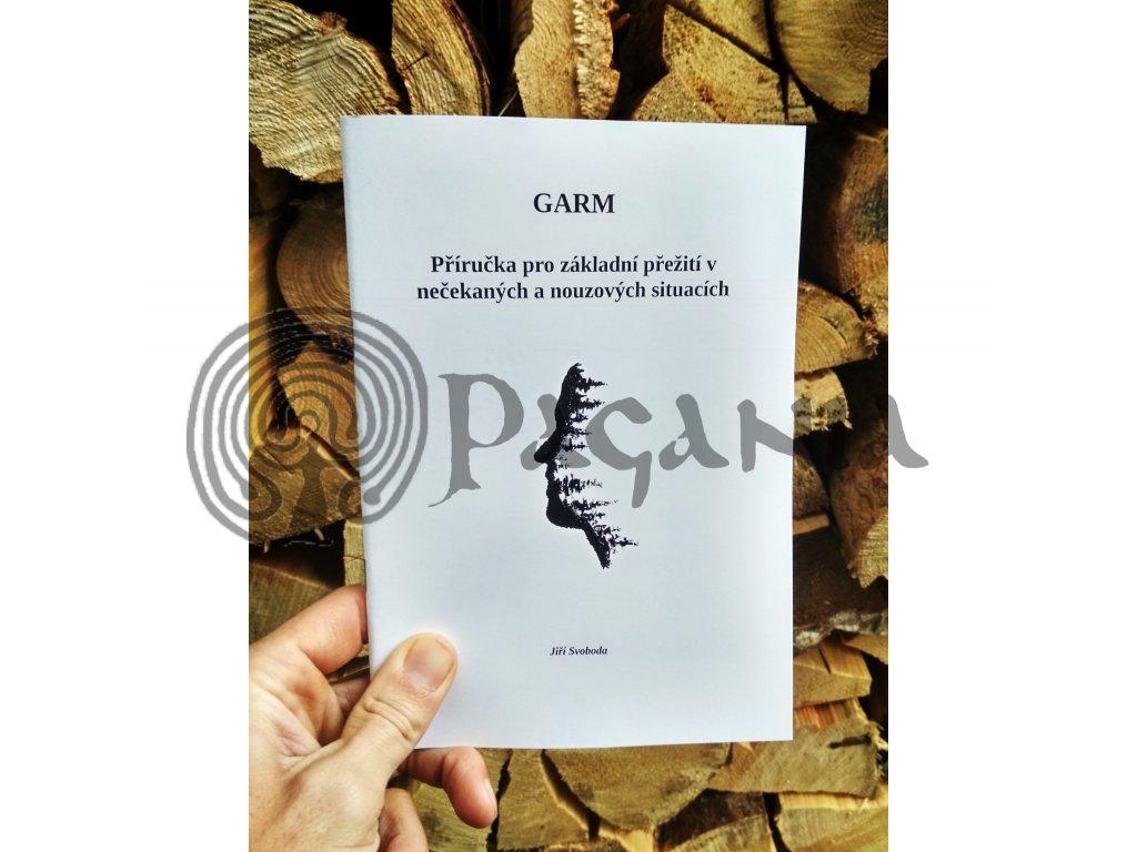 """Příručka """"GARM"""" postupy, návody a řešení pro nečekané situace a stavy nouze – přerušení dodávky elektřiny a vody, omezení nebo nedostupnost základních služeb, karantény atd."""
