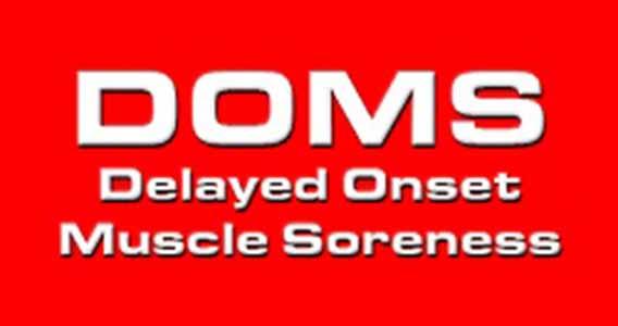 Zpožděná bolest svalů (DOMS)