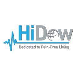 HIDOW - TENS, Transkutánní Elektrická Nervová Stimulace, elektrostimulace nervových zakončení pro útlum bolesti, neurostimulace, elektrické mikroimpulsy