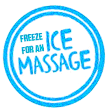 ICE-MASSAGE