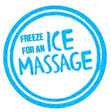 ICE-MASSAGE