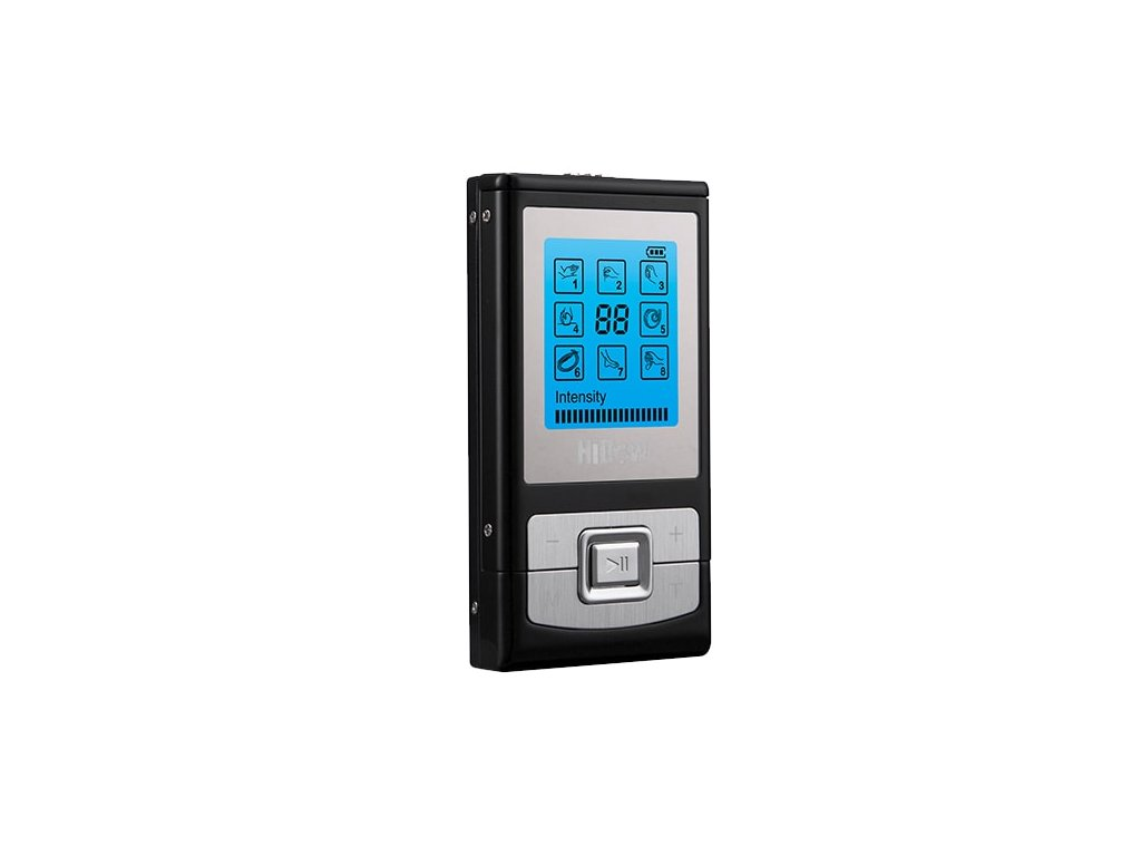 HiDow ACU XP Micro EMS TENS Unit Black