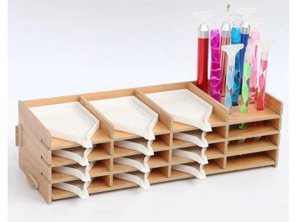 Wooden organizer6
